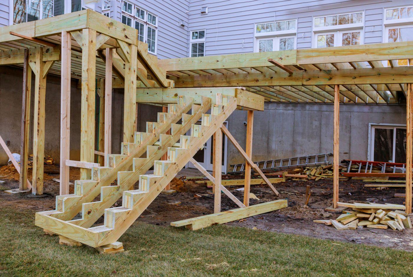 Decking Contractor Danbury